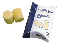 Zátkové chrániče sluchu E-A-R Classic