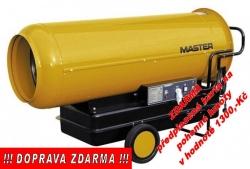 Naftové topidlo MASTER B 360