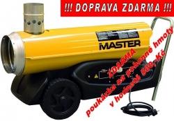Naftové topidlo MASTER BV 77 E
