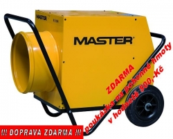 Elektrické topidlo MASTER B30 EPR