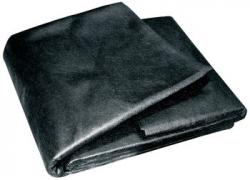 Netkaná textilie UV černá Rozměr 1,6x5 m