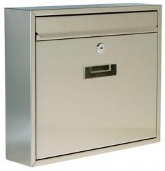 Schránka poštovní - nerez rozměr: 310x260x90mm