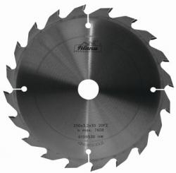 Kotouč pilový FZ Rozměr / počet zubů 700 x 5,5 x 35 mm / 56 SK z