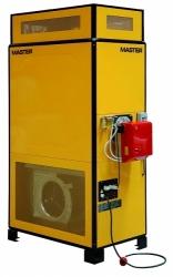 Stacionární naftové topidlo MASTER BG 100 PD