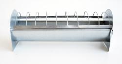 Krmítko pro slepice 100cm, hluboké