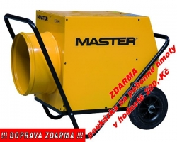 Elektrické topidlo MASTER B 18 EPR