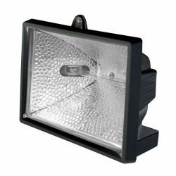 Reflektor halogenový 230V/500W bez držák