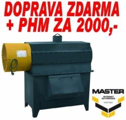 Kamna na tuhá paliva CT50 MASTER 50 kW