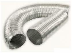 Potrubí hliník-flexo 100/2.5 m