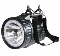 Svítilna halogenová + LED nabíjecí