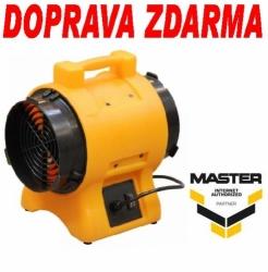 Průmyslový ventilátor MASTER BL6800
